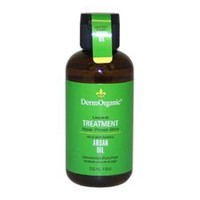 Dermorganic Leave-in Treatment with Argan Oil, 4 Ounce