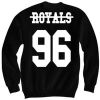 Lorde Royals Jersey Sweatshirt