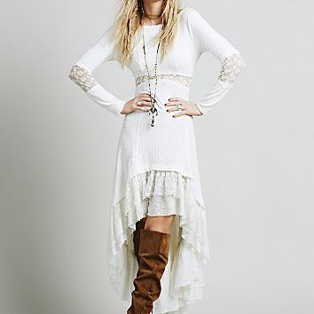 Free People Womens FP X Lady Gwendolyn Dress