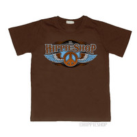Hippie Shop - Winged Peace Youth T Shirt