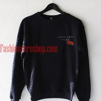twenty one pilots emotional roadshow Sweatshirt