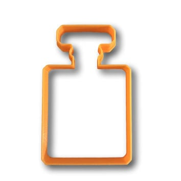 Perfume Bottle Cookie Cutter ( Style # 1 )