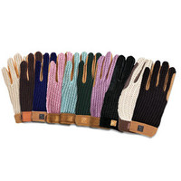 SSG Lycrochet UltraFlex Riding Gloves | Dover Saddlery