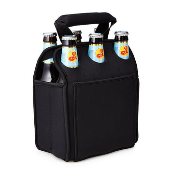 Six Pack Cooler Tote | insulated tote