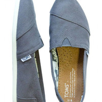 Toms Original Classic Canvas Shoes