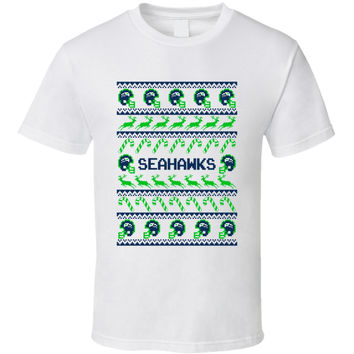 Youth Seahawks Football T-Shirt