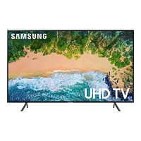 Samsung UN50NU7100FXZA 50-Inch 4K Ultra HD LED Smart TV - HDR - 120 Motion Rate