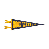 Summer Vibes Pennant