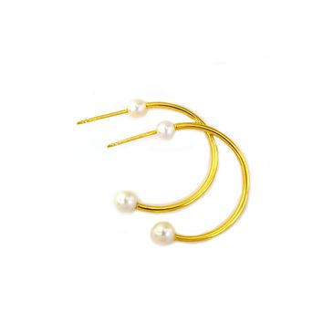Belle Of the Ball Half Hoops