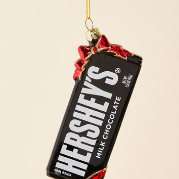 Raise the Chocolate Bar Ornament | Mod Retro Vintage Decor Accessories | ModCloth.com