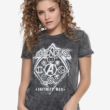 Marvel Avengers: Infinity War Tour T-Shirt