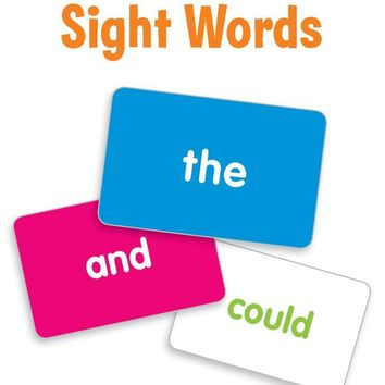 Sight Words FLC CRDS