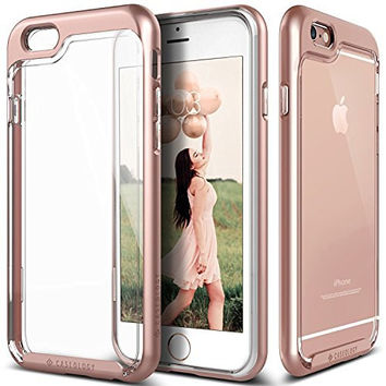 Petra Industries Cell Phone Case for iPhone 6/6s - Rose Gold
