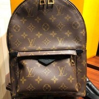 DCCKU7Q Louis Vuitton palm spring style backpack, PM size