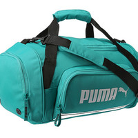 "PUMA Archetype Duffel (20"") Blue Grass/ White - Zappos.com Free Shipping BOTH Ways"
