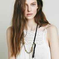 Sun + Glory Womens Stranded Necklace