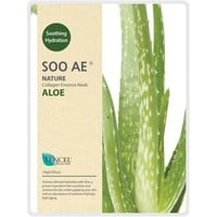 Soo Ae Nature Aloe Collagen Essence Mask, 0.85 oz - Walmart.com