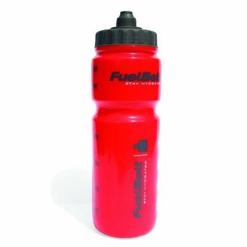 FuelBelt Ironman Collection Water Bottle - RED/CARBON