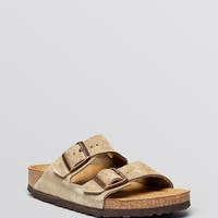 Birkenstock Flatbed Sandals - Arizona 2 Band