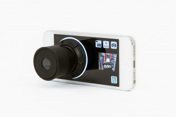 The iPhone Viewfinder - The Photojojo Store!