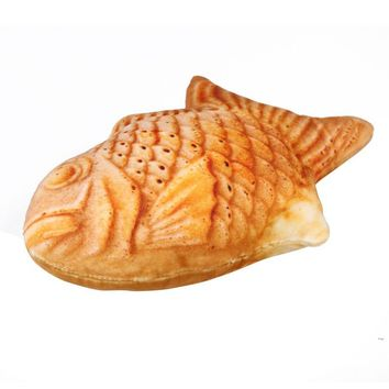 2018 Fish Shape Catnip Toys Cat Stuffed Interactive Thicken Zipper Lifelike Animal Pattern Playing Doll Toys For Cats Supplies