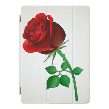 Passionate Red iPad Pro Cover