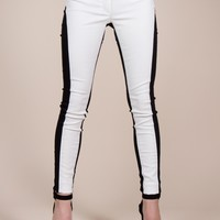 Color Block Jeans by 3x1 Jeans - ShopKitson.com