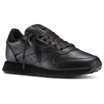 Reebok Classic Leather R13 - Black | Reebok US