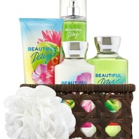 Basket of Favorites Gift Kit Beautiful Day
