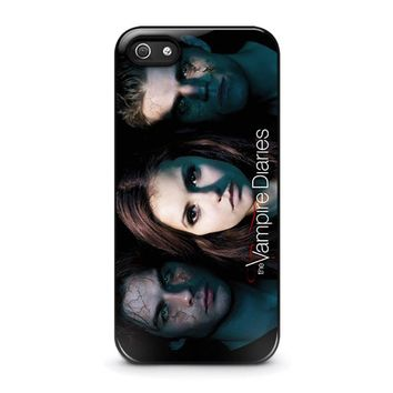 THE VAMPIRE DIARIES iPhone 5 / 5S / SE Case Cover