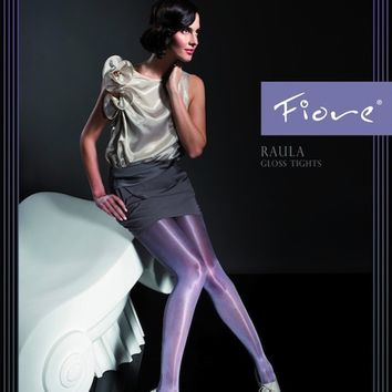 Fiore Raula High Gloss Tights, great value tights from, The Tight Spot