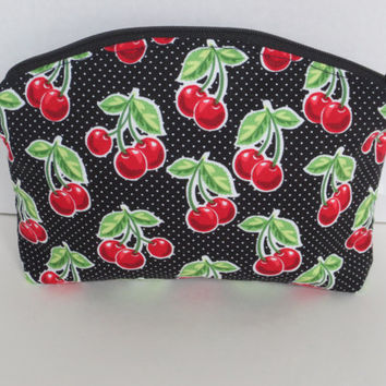 Essential Oil Case - Oil Cases - Cherry Essential oil Case - Cherries Case