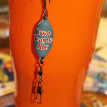 Two Hearted Ale Bottle Cap Fishing Lure