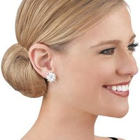 Rhinestone Earrings Post; Balera