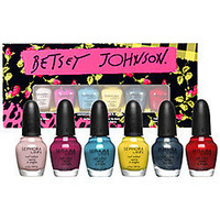 Sephora: Betsey Johnson Mini Nail Colour Set : nail-polish-nails-makeup