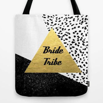 best personalized bridesmaid tote bags products on wanelo