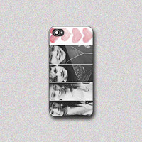 5 Seconds Of Summer ( 5SOS ) - Print on Hard Cover for iPhone 4/4s, iPhone 5/5s, iPhone 5c - Choose the option in right side
