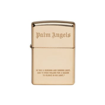 Gold Zippo Edition Lighter