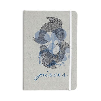 "Belinda Gillies ""Pisces"" Everything Notebook"