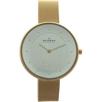 Skagen - SKW2141 Gitte Steel Mesh Watch Watch 1 piece