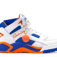 EWING ATHLETICS WRAP MID - WHITE/DAZZLING BLUE