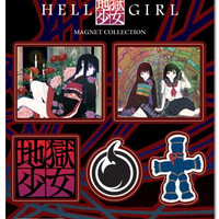 Hell Girl - Magnet Collection