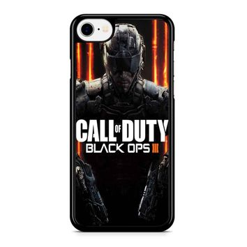Call Fo Duty Black Ops 3 Iphone 8 Case