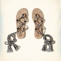 Girls Circus By Sam Edelman Beth Wrap Sandal | Girls Shoes & Accessories | HollisterCo.com