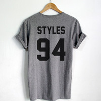 Harry Styles 1D shirt Hipster One Direction tshirt tumblr Unisex Women,Men shirts Clothing