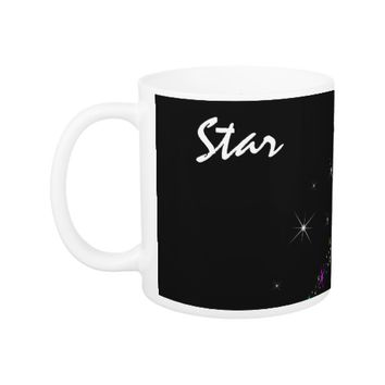 Christmas Star Coffee Mug