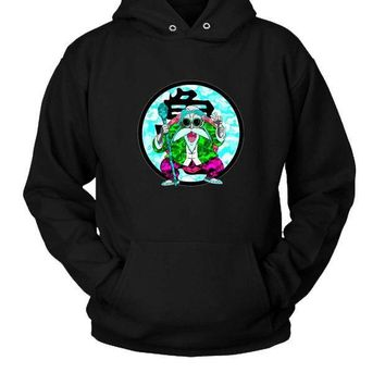 ESBP7V Yung Roshi Hoodie Two Sided