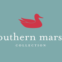 "Southern Marsh Long Sleeve Sea Foam ""Duck"" T-Shirt 