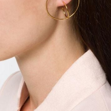 DCCKIN3 Charlotte Chesnais Saturne Earrings