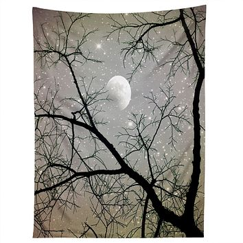 Shannon Clark Silver Sky Tapestry
